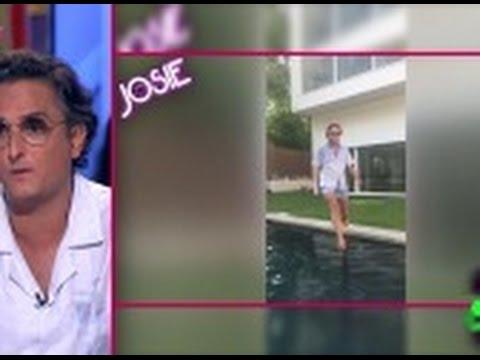 ¿Sabes por qué Josie se baña siempre con camisa y bañador?