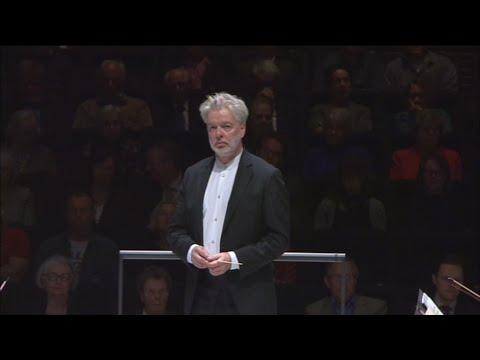 Brahms: Symphony No. 4 - 4th Movement - Jukka-Pekka Saraste & RSO