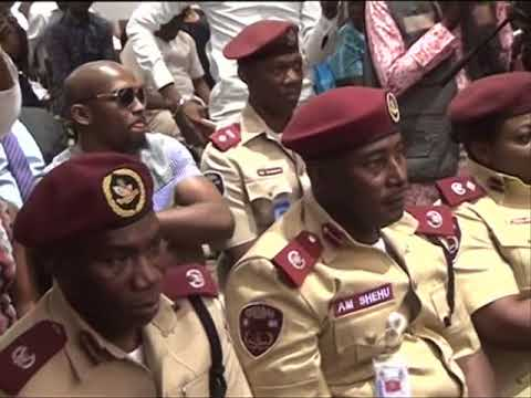 Federal Road  Safety Corps On Traffic Law Offenders