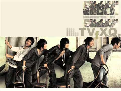 TVXQ  Rising Sun Audio