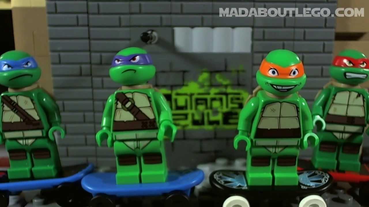 Te Teenage Mutant Ninja Turtles Tv Show -