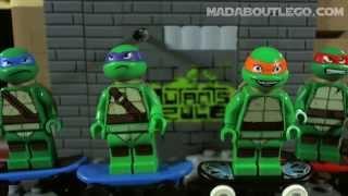 vuclip LEGO Teenage Mutant Ninja Turtles Movie