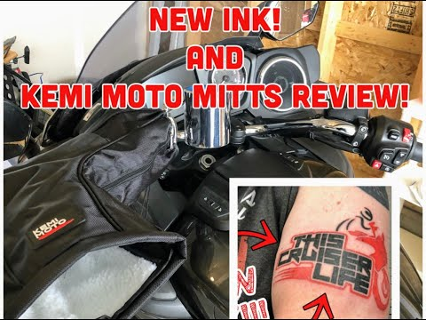 A New Tattoo & A Product Review