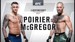 UFC 257: Conor McGregor vs Dustin Poirier Recap