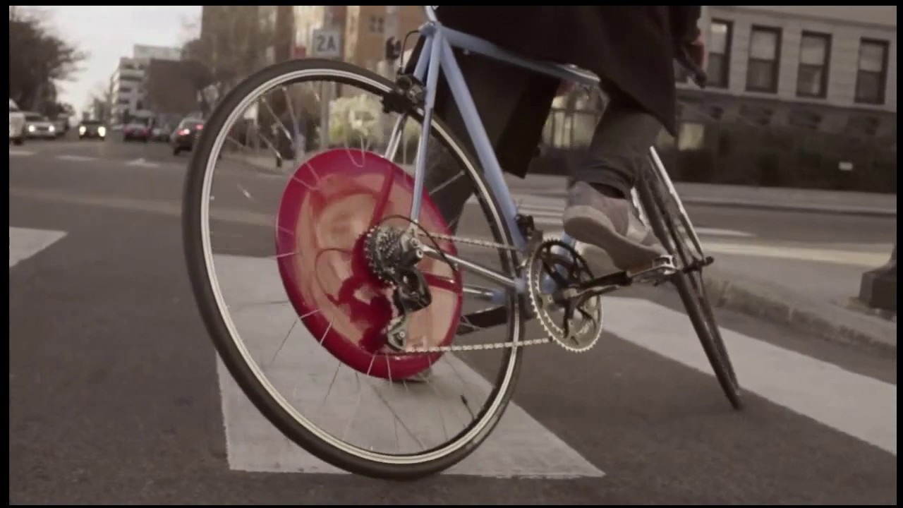Worlds Hottest Next Gen Bike Goes For Sale Copenhagen Wheel Youtube