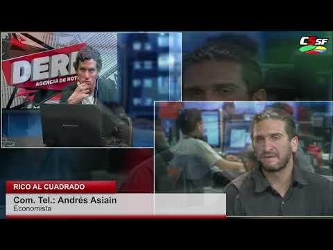 Asiain: Supongo que Alberto irá a un acuerdo de precios y salarios