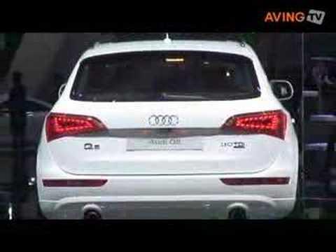 Audi's SUV 'Q5' to make its world premiere