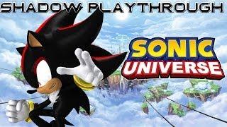 Blitz Sonic - Sonic Universe Demo - Shadow Playthrough