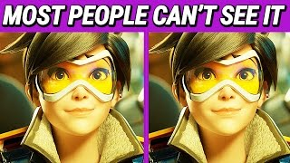 10 OVERWATCH Photos You Can't Spot The Difference In (TEST YOUR BRAIN) | Chaos