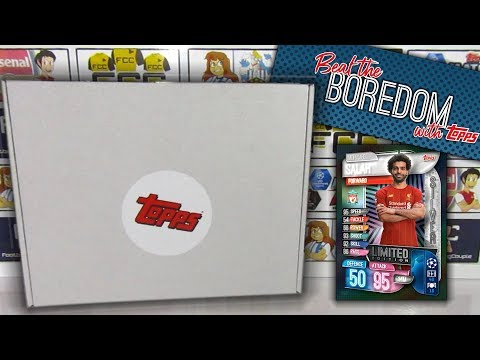 Match Attax 2019/20 Beat The Boredom Super Box Opening | Guaranteed 3 Limited Editions | Hero Pack??