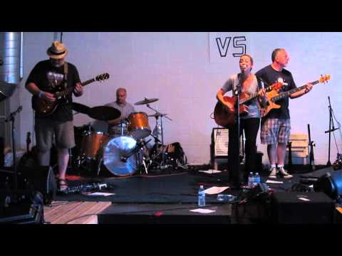 Jayne Sachs Band    At  Yellow Cab  LadyFest 2015