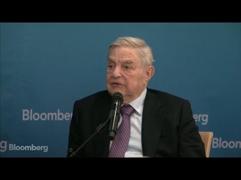 A Conversation With George Soros at Davos 2017