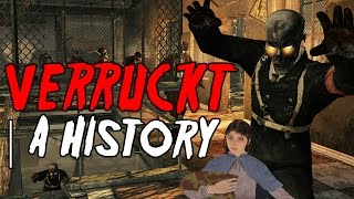 Verruckt | A History (Call of Duty Zombies Maps – Origins, Background, Story, & Evolution)