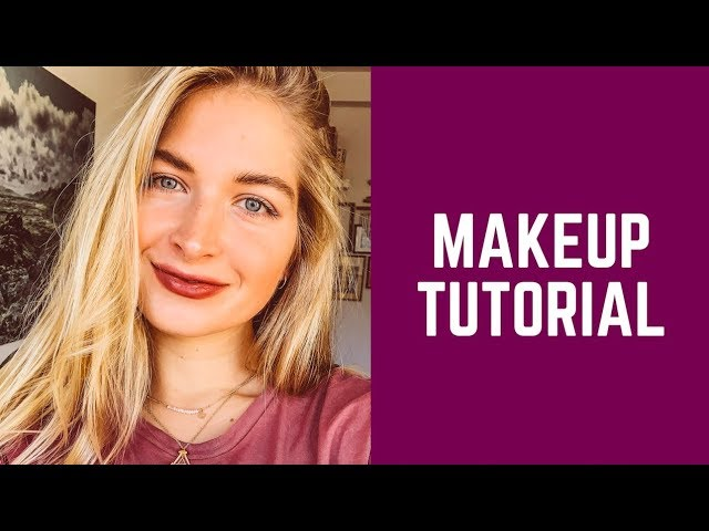 Makeup Tutorial (Naturkosmetik)