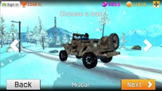 """Off Road Travel 4wd SUVs Ride to Hill """"Forest"""" Android Gameplay FHD #2"""