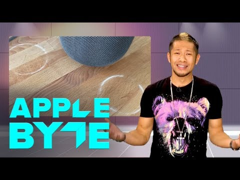 HomePod leaves 'white rings' on some wood surfaces (Apple Byte)