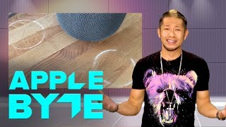 Apple HomePod leaves 'white rings' on some wood surfaces (Apple Byte)