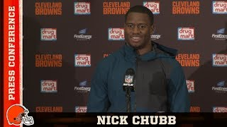 Nick Chubb: Win Over Atlanta Builds a Lot of Momentum | Cleveland Browns