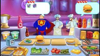 Cake Mania Main Street, Burger barn, Level 24