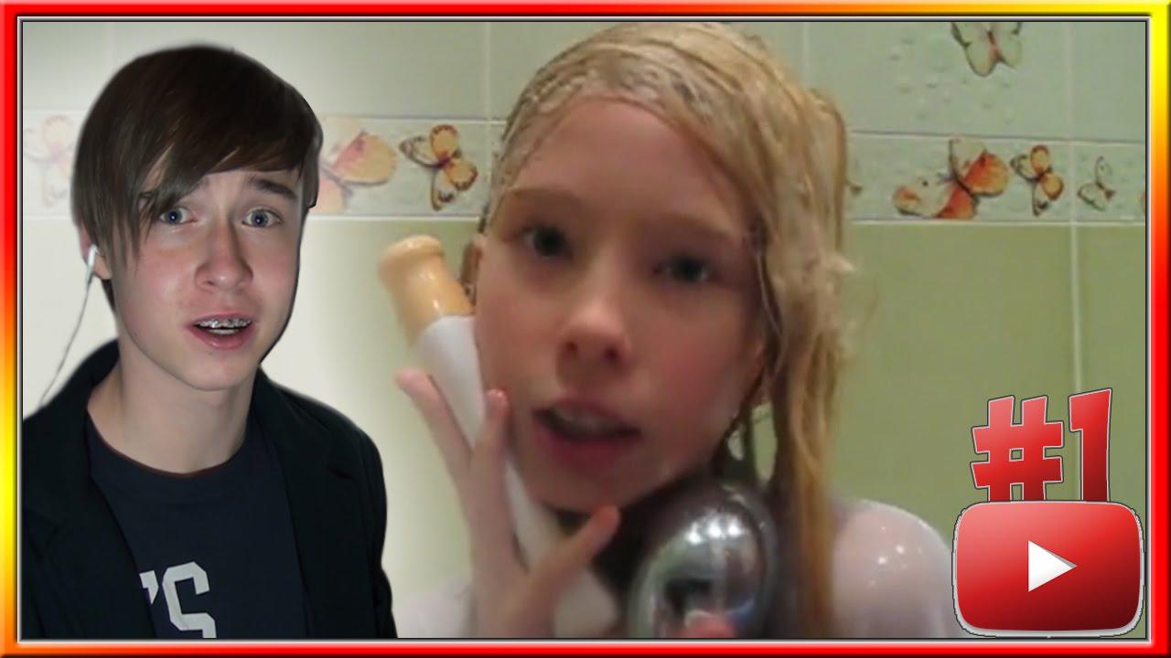 голые девочки в душе фото