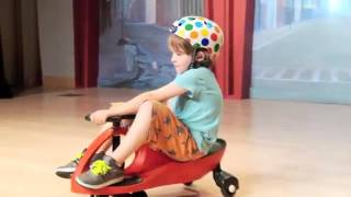 Dad Vs Son Review The Plasma Car Lil Riders Wiggle Car