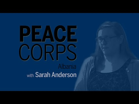 Peace Corps experience: