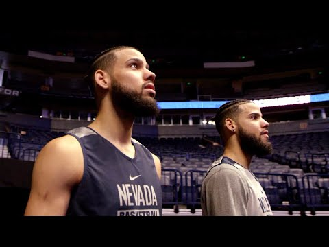 Get to know Nevada's twins, Cody and Caleb Martin