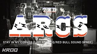 The Arcs - Stay In My Corner [Live at KROQ/Red Bull Sound Space]