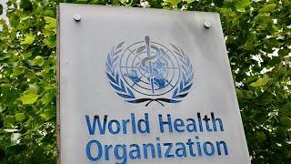 World Health Organization delivers coronavirus briefing