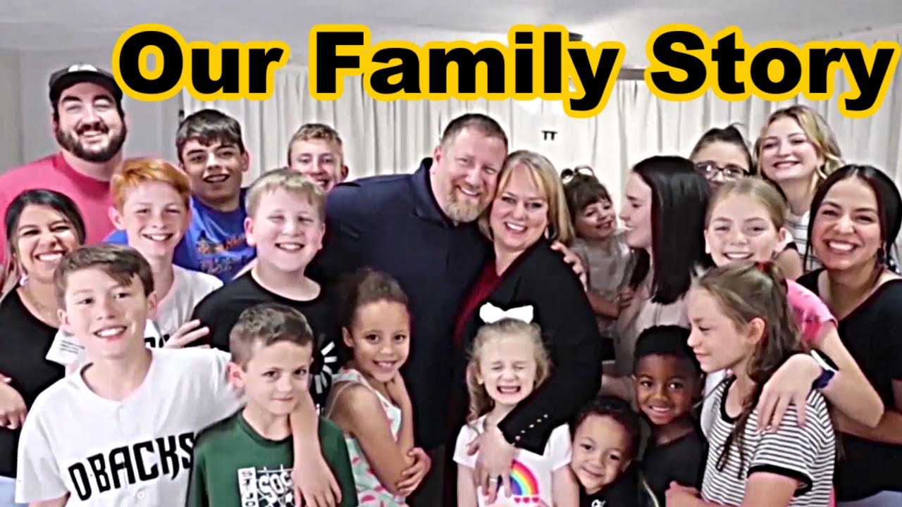 Download Our Family Story! | Meet The Wallace's! | Foster Care and Adoption!