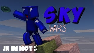 what are you talking about im great at skywars