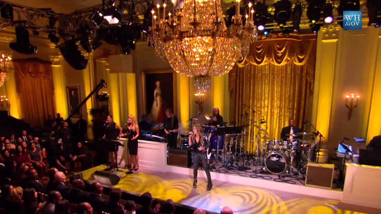 sheryl crow at the motown sound: in performance at the white house
