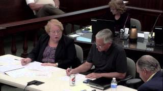 November 10, 2014, St. Charles County, Missouri Council Work Session