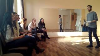 5й ораторский урок ПМ07  Вова