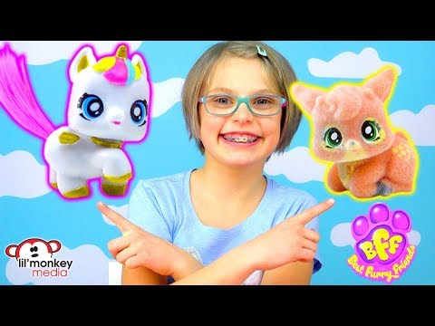 BFF - Best Furry Friends Series 1 Collection & Giveaway!