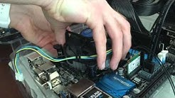 How to remove Intel CPU and heatsink