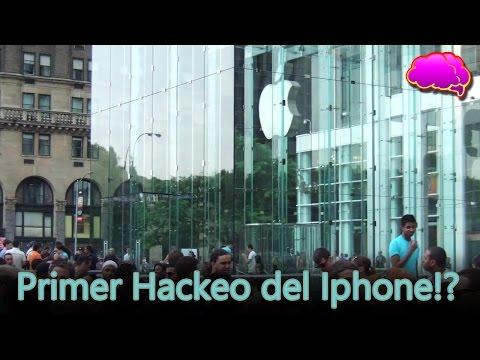 Curiosidades Tecnológicas: El Primer Hacker de Iphones!