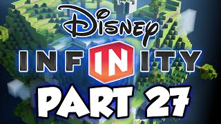 Disney Infinity 2 - Blitz Box - Part 27 - Spooky Corp! (hd) (toy Box)