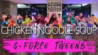 CHICKEN NOODLE SOUP J Hope featuring Becky G G Force Tweens Dance