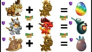 How to breed LEGENDARY DRAGON in Dragon City 2019 #4 😍