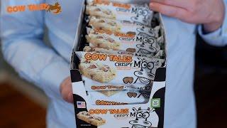 Cow Tales Crispy Moo Bars!
