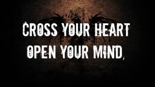 BLACK VEIL BRIDES IV    FAITHLESS LYRICS VIDEO