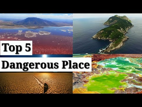 Top 5 Most Dangerous Places in the World