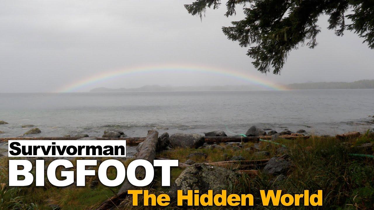 Download Survivorman Bigfoot   Episode 9   The Hidden World   Les Stroud