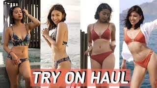 NADINE X H&M TRY ON HAUL | Rei Germar