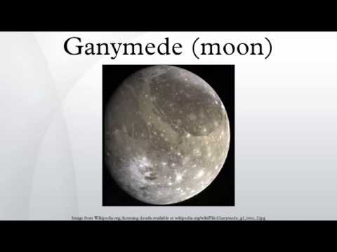 Ganymede (moon)
