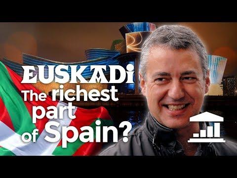BASQUE COUNTRY: the WEALTHIEST region in SPAIN? – VisualPolitik EN