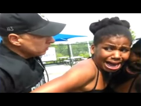 Cops Slam 12 Year Old Black Girl Onto Squad Car (VIDEO) from YouTube · Duration:  11 minutes 26 seconds