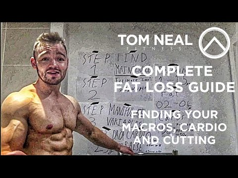 Fat Loss 101: MACROS, CARDIO, CUTTING