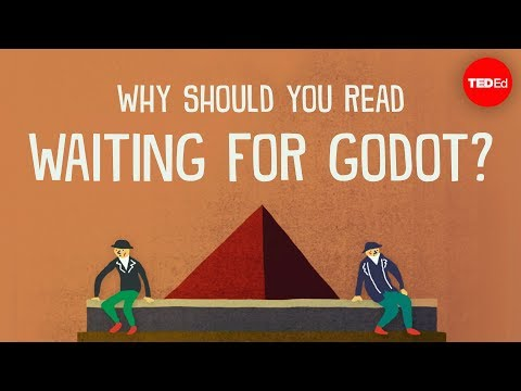 """Video image: Why should you read """"Waiting for Godot""""? - Iseult Gillespie"""